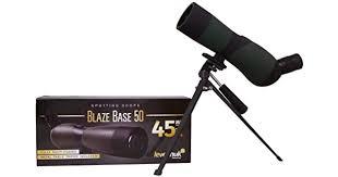 <b>Levenhuk Blaze Base</b> 50 Portable Spotting Scope with BK7 Glass ...