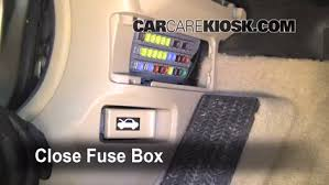 interior fuse box location honda accord honda interior fuse box location 2003 2007 honda accord 2004 honda accord ex 2 4l 4 cyl sedan 4 door