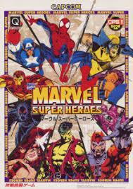 Marvel <b>Super Heroes</b> (video game) - Wikipedia