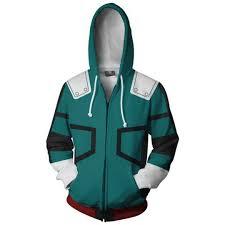 Men <b>My Hero Academia Dabi</b> Hoodie Sweater Unisex Coat ...