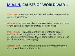 causes for world war  essay paper   essay for you    causes for world war  essay paper   image