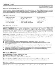 1000 ideas about project manager resume on pinterest project management business management and management tips resume samples for project managers