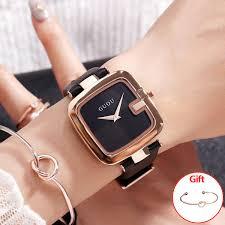 <b>GUOU</b> Women'S <b>Watches 2018</b> Fashion Ladies <b>Watches</b> For ...