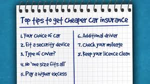 Top tips for getting a cheaper car insurance quote - A Confused.com ...