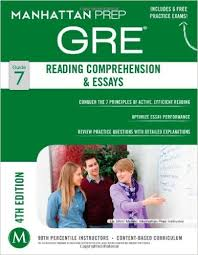 amazoncom gre reading comprehension amp essays manhattan prep gre  gre reading comprehension amp essays manhattan prep gre strategy guides fourth edition