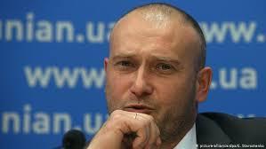 Ярош склав повноваження провідника ″Правого сектора ...