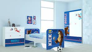 Пеленальный <b>комод Polini kids Fun</b> 3290 Маша и Медведь, синий ...