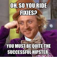 fixed gear (and) bikes blog | not another fixed-gear blog: Memes via Relatably.com