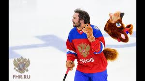 Ovechkin, Malkin & Kuznetsov Prank. Mascots Made in <b>Russia</b> ...