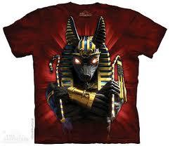 Новый Египетский <b>ANUBIS</b> солдат <b>футболка</b> | eBay
