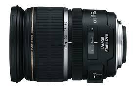 Standard Zoom | <b>EF</b>-<b>S 17</b>-<b>55 f</b>/<b>2.8</b> IS USM | <b>Canon</b> USA