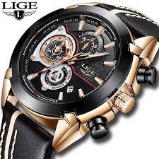 Detail Feedback Questions about Reloje <b>2018 LIGE Men</b> Watch ...