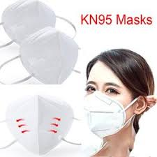 ANTI Virus KN95 Masks Anti-Dust Surgical Filters Half Face ... - Vova
