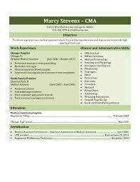 free medical assistant resume samples you can use nowgeneric combination medical assistant