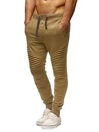 Fashion Casual Sports Pants for Men | Gearbest