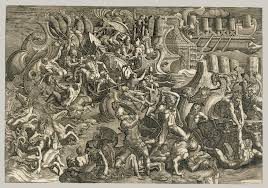 trojan war keyword heilbrunn timeline of art history the naval battle between trojans and greeks