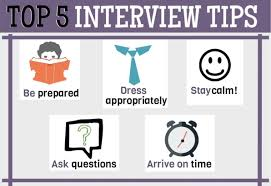 uniemploy international top 5 interview tips top 5 interview tips