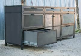 combine 9 industrial furniture american retro style industrial furniture desk