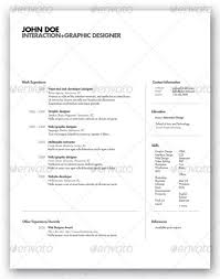 modern and professional resume templates   ginvaelegant resume