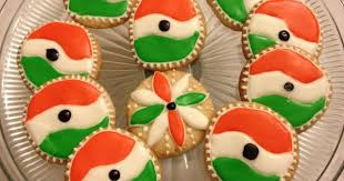 Indian Independence Day cookies. This is a Indian flag | Cookies ...