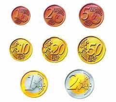 Afbeeldingsresultaat voor euro bankbiljetten muntstukken