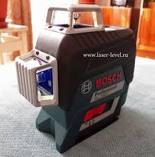 Лазерный <b>нивелир Bosch GLL</b> 3-80 C: обзор, тесты, инструкция