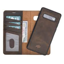 Premium <b>Leather Cases</b> for Samsung <b>Galaxy</b> S10 Plus | Burkley Case