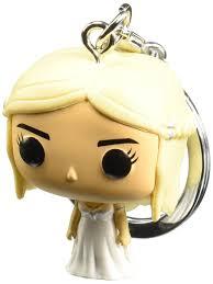 <b>Funko</b> 31813 Pocket <b>POP</b> Keychain: Game of Thrones: <b>Daenerys</b> ...