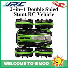 - <b>Jjrc</b> Q81 <b>1: 20</b> 2.4g 2in1 Mobil Rc Amfibi Stunt Dua Sisi Rotasi 360 ...