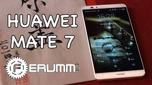 Huawei Mate 7 видеообзор. Полноценный обзор смартфона ...