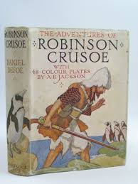 robinson crusoe by daniel defoe featured books stella rose s 35 00 photo of the adventures of robinson crusoe