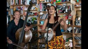 <b>Rhiannon Giddens</b>: NPR Music Tiny Desk Concert - YouTube