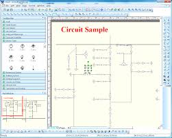 component  electrical schematic drawing software  best free    electric power circuit diagram graphics draw source code electrical schematic drawing software mac circult drawing