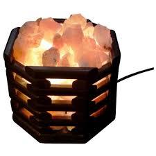<b>Солевая лампа Wonder</b> Life Октагон темный CL000025483001 ...