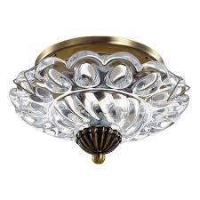 <b>Встраиваемый светильник Novotech Gem</b> 370156 — купить в ...