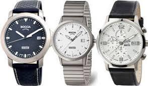 Наручные <b>часы Boccia</b> Titanium Outside