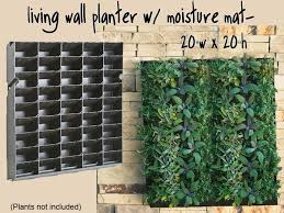 gallery outdoor living wall featuring: large living wall planter quotw x quoth diy projects