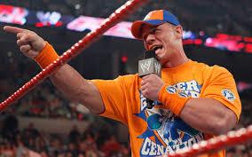 John Cena opublikował zdjęcie z kozą