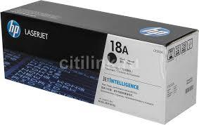 Купить <b>Картридж HP 18A</b>, черный в интернет-магазине ...