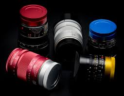Colored anodized <b>metal rear</b> lens caps for M-mount lenses now ...