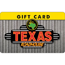 Texas Roadhouse Gift Card - Restaurant Gift Cards At Discount - SVM