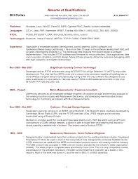 sales resume career summary  seangarrette co s resume career