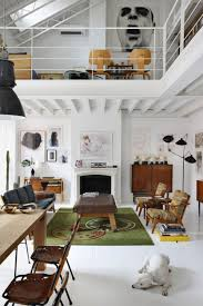 rental apartment open kitchen interior modern industrial open kitchen with cabinet white small home living me
