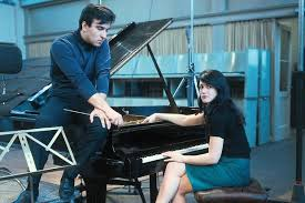 <b>Claudio Abbado's</b> Valedictory Recording with <b>Martha Argerich</b> ...
