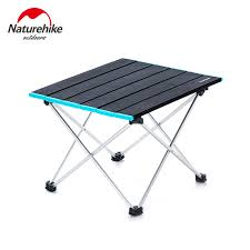 Tables Naturehike <b>Outdoor Folding Table</b> Ultraligt Aluminium Alloy ...