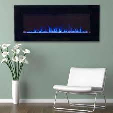 <b>Wall</b> Mounted Electric Fireplaces - Electric Fireplaces - The Home ...