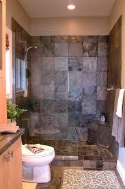bathroom tile herringbone slate shower