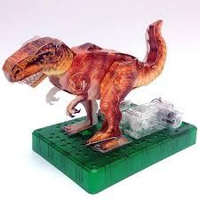 """<b>Электронный 3D</b>-<b>конструктор</b> """"Тираннозавр"""""""