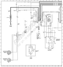 1972 ford f100 wiring diagram 1979 Ford F100 Wiring Diagram 1972 ford truck wiring diagrams fordification com wiring diagram for 1979 ford f100