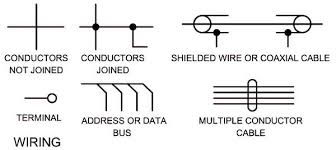 electrical schematic symbols s and identifications electrical wiring schematic diagram symbols wiring